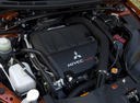 Фото авто Mitsubishi Lancer X, ракурс: двигатель