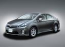 Фото авто Toyota Sai 1 поколение, ракурс: 45 цвет: серый
