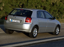 Фото авто Toyota Corolla E120, ракурс: 225