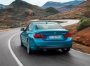 Фото авто BMW 4 серия F32/F33/F36 [рестайлинг], ракурс: 180 цвет: голубой