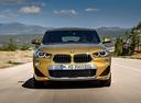 Фото авто BMW X2 F39,  цвет: золотой