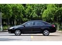 Фото авто Geely Emgrand EC7 1 поколение, ракурс: 90 цвет: черный