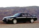 Фото авто Nissan Silvia S14, ракурс: 45