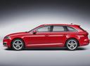 Фото авто Audi A4 B9, ракурс: 90 - рендер цвет: красный