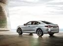 Фото авто Lexus ES 7 поколение, ракурс: 135 цвет: серебряный