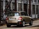 Фото авто Mercedes-Benz GLK-Класс X204, ракурс: 225 цвет: коричневый