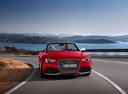 Фото авто Audi RS 5 8T [рестайлинг],  цвет: красный