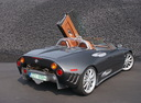 Фото авто Spyker C8 1 поколение, ракурс: 225 цвет: серый