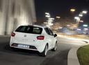 Фото авто SEAT Ibiza 4 поколение [рестайлинг], ракурс: 180 цвет: белый