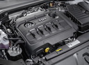 Фото авто Volkswagen Arteon 1 поколение, ракурс: двигатель