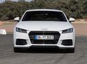 Фото авто Audi TT 8S,  цвет: белый