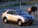 Фото авто Toyota Fortuner 1 поколение, ракурс: 315