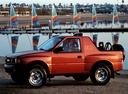 Фото авто Isuzu Amigo 1 поколение, ракурс: 270
