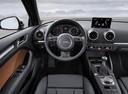 Фото авто Audi A3 8V, ракурс: торпедо