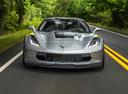 Фото авто Chevrolet Corvette C7,  цвет: серебряный