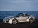Фото авто Porsche 911 991, ракурс: 90 цвет: серебряный