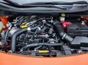 Фото авто Nissan Micra K14, ракурс: двигатель цвет: оранжевый