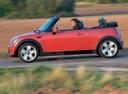Фото авто Mini Cabrio R52, ракурс: 90