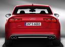 Фото авто Audi S6 C7, ракурс: 180 цвет: красный
