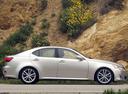 Фото авто Lexus IS XE20, ракурс: 270 цвет: серебряный