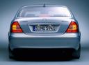 Фото авто Mercedes-Benz S-Класс W220 [рестайлинг], ракурс: 180
