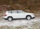Фото авто Chevrolet Orlando 1 поколение, ракурс: 270 цвет: белый