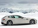 Фото авто Ferrari FF 1 поколение, ракурс: 270 цвет: белый
