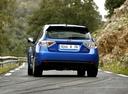 Фото авто Subaru Impreza 3 поколение, ракурс: 90 цвет: синий