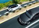 Фото авто Audi A3 8P/8PA [2-й рестайлинг], ракурс: сверху цвет: черный