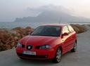 Фото авто SEAT Ibiza 3 поколение, ракурс: 45