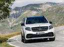 Фото авто Mercedes-Benz GLS-Класс X166,  цвет: белый