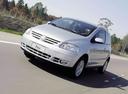 Фото авто Volkswagen Fox 2 поколение, ракурс: 45