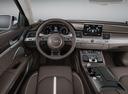 Фото авто Audi A8 D4/4H [рестайлинг], ракурс: торпедо