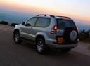 Фото авто Toyota Land Cruiser Prado J120, ракурс: 135