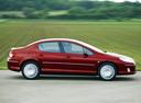 Фото авто Peugeot 407 1 поколение [рестайлинг], ракурс: 270