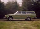Фото авто Volvo 240 1 поколение, ракурс: 90 цвет: зеленый