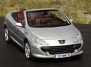Фото авто Peugeot 307 1 поколение [рестайлинг], ракурс: 315