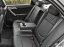 Фото авто Kia Cerato 2 поколение, ракурс: задние сиденья