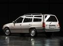 Фото авто Opel Kadett E, ракурс: 135 цвет: бежевый