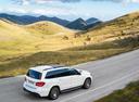 Фото авто Mercedes-Benz GLS-Класс X166, ракурс: 225 цвет: белый