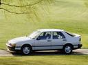 Фото авто Saab 9000 2 поколение, ракурс: 90