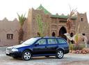 Фото авто Skoda Octavia 1 поколение [рестайлинг], ракурс: 45 цвет: синий