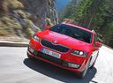 Фото авто Skoda Octavia 3 поколение,  цвет: красный