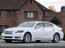 Фото авто Lexus LS 4 поколение [рестайлинг], ракурс: 45
