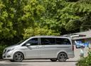 Фото авто Mercedes-Benz V-Класс W447, ракурс: 90 цвет: серебряный