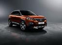 Фото авто Peugeot 3008 2 поколение, ракурс: 315 - рендер цвет: бронзовый