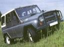Фото авто УАЗ 3151 1 поколение, ракурс: 315 цвет: серый