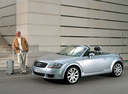 Фото авто Audi TT 8N [рестайлинг], ракурс: 45