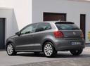 Фото авто Volkswagen Polo 5 поколение, ракурс: 135 цвет: серый