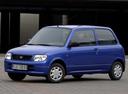 Фото авто Daihatsu Cuore L700, ракурс: 315